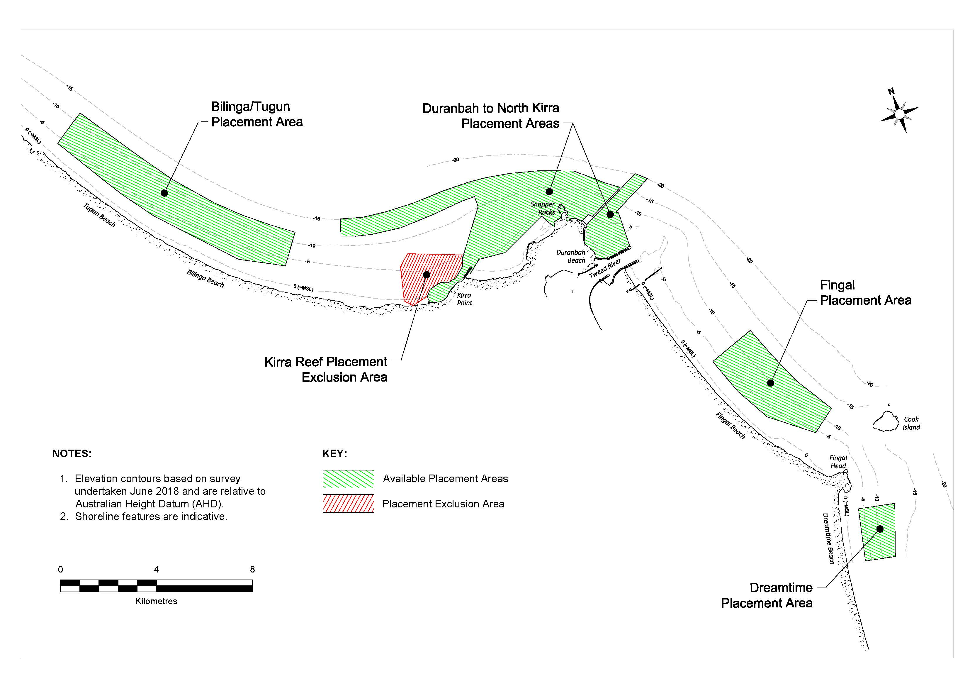 Dredging Placement Overview